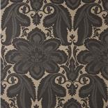 Little Greene London Wallpapers Albermarle St. Charcoal (19)