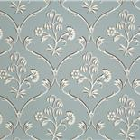 Little Greene London Wallpapers Cranford Sky Blue (23)