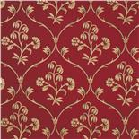 Little Greene London Wallpapers Cranford Cherry Gold (20)
