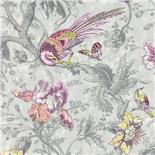 Little Greene London Wallpapers III Crowe Hall Lane Charme (123) - Archiefkleur