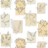 Little Greene 1950s Wallpaper Herbes Coronation (174)