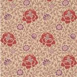 Little Greene London Wallpapers II Lansdowne Walk Plum (83)