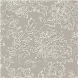 Little Greene London Wallpapers III North End Road Warm Silver (114)