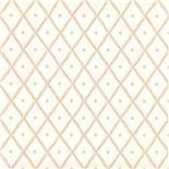 Little Greene 1950s Wallpaper Quilt Cardinal (187) - Archiefkleur