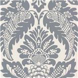 Little Greene London Wallpapers III Wilton Amethyst (100)