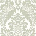 Little Greene London Wallpapers III Wilton Kelp (102) - Archiefkleur